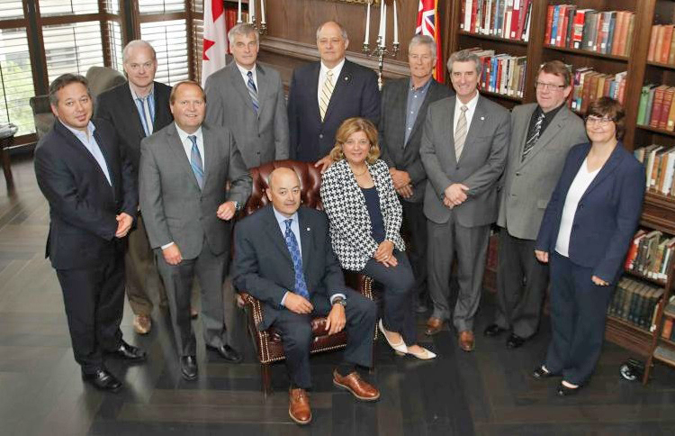 President, Rex Meadley, appointed Chair Elect on Consulting Engineers of Ontario