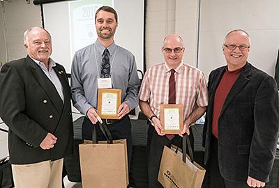 CCTA won the Sustainability Leadership Award from SSS