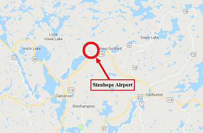 Stanhope Airport – Class EA Study