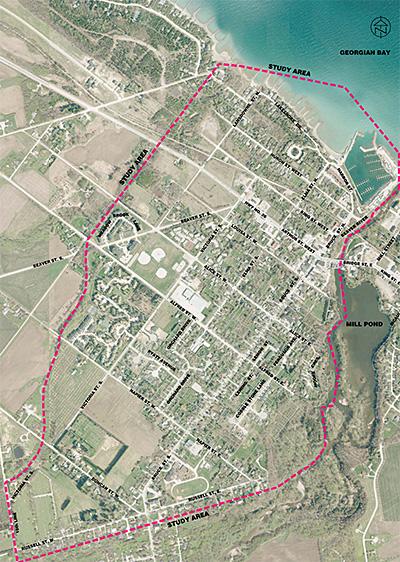 Thornbury West Master Drainage Plan – Class EA Study