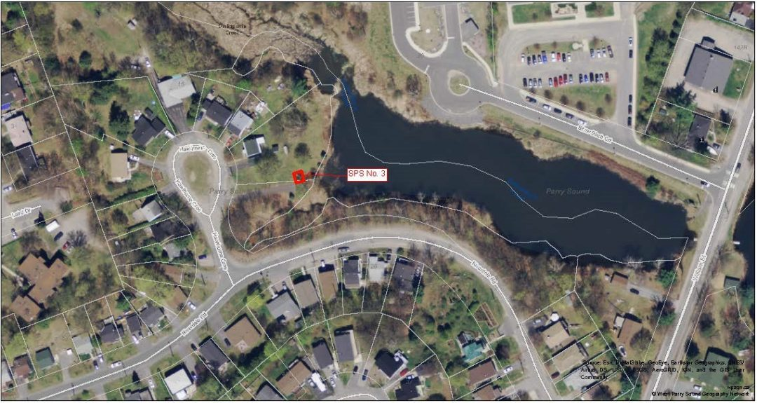 Town of Parry Sound Sewage Pumping Station No. 3 – Class EA Study Notice of Completion