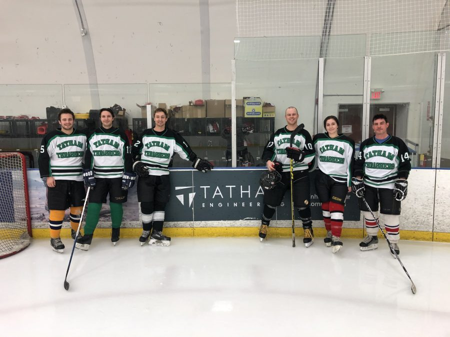 Collingwood Fours Hockey Tournament in Support of the Rotary Club