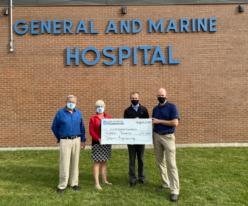 Collingwood General and Marine Hospital Foundation Donation